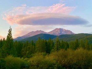 "4 Day ""Journey To Lemuria""  Yoga, Meditation and Spiritual Retreat in Mount Shasta, California"
