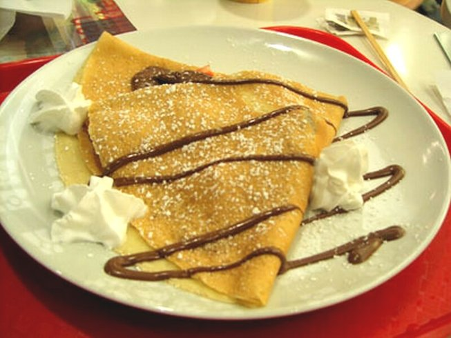 2 Days Crepes Cooking Holidays in Italy