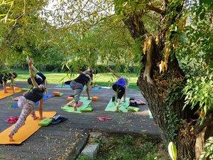 3 jours en week-end de yoga, bien-être et randonnées à Banyuls-Sur-Mer, Côte Vermeille