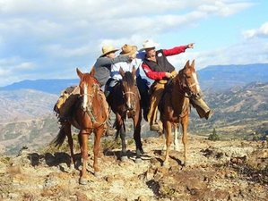 8 Day The Central Colombian Trail Ride Horse Riding Holiday