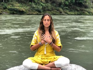 14 Days Detox, Healing, and Nurturing Yoga Retreat in Rishikesh, India for a Balanced Lifestyle