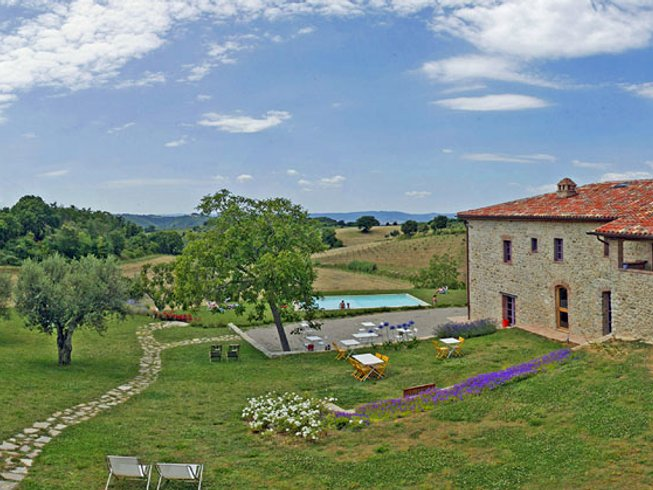 4 Days Cooking and Trekking Holiday in Umbria, Italy