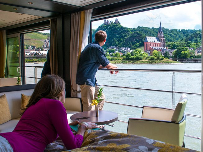10 Days Danube River Cruise Culinary Holiday