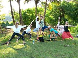 7-Daagse Yoga Vakantie in Patnem Beach, Goa, India
