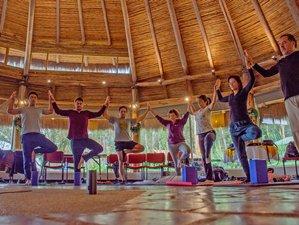 """3 Días de """"Life Coaching"""", Nutrición, Yoga y Meditación en Guatavita, Colombia"""