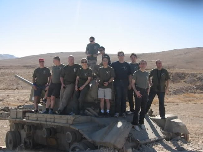 11 Days of Krav Maga Training and Tours in Israel