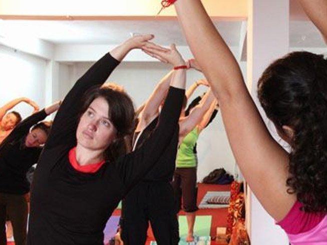 28 Days 200-Hour Yoga Teacher Training India
