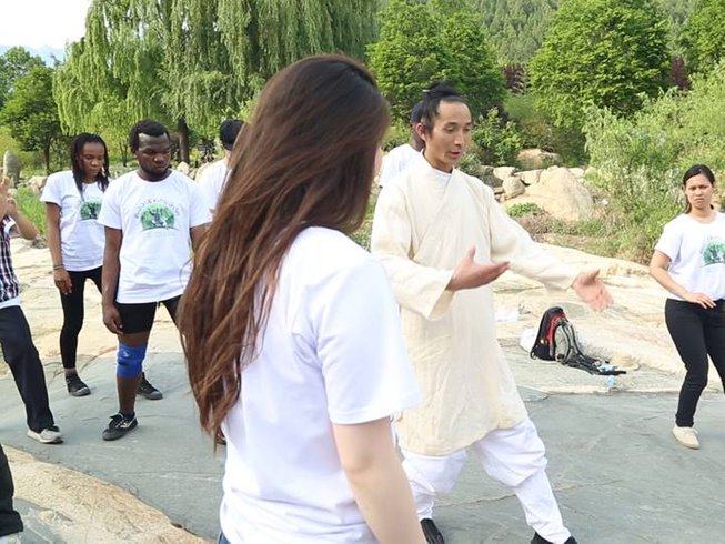 7 Months Advanced Kung Fu Training in Shandong, China