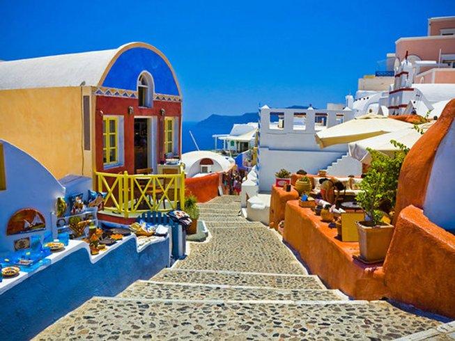 8 Days Yoga Retreat in Santorini, Greece