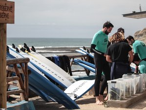 8 Days Breathtaking Surf Camp in Ericeira, Lisbon, Portugal