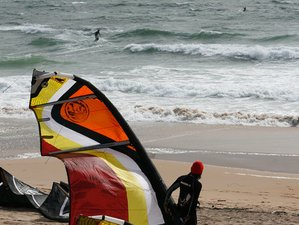 7 Days of Unforgettable Kitesurfing Camp in Cascais, Portugal