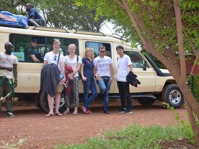 3 Days Short Camping Safari in Northern Tanzania