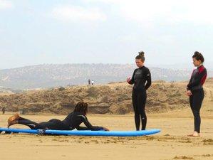 15 Days Morocco Budget Surf and Yoga Vacation