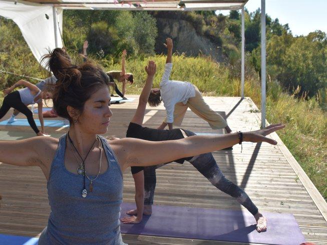 8 Days Tantra Yoga Meditation Retreat - Celebrating Navaratri - in  Palairos, Greece