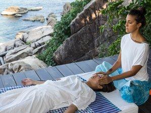 3 Day Anti-Stress, Yoga & Meditation Holiday at Vikasa Yoga in Koh Samui, Surat Thani