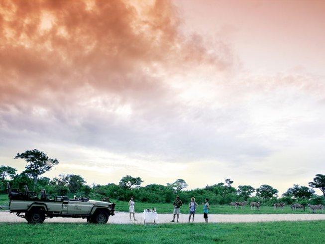 2 Days Pristine Guided Safari South Africa
