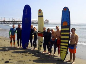 6 Day Surf Camp with Professionals in Huanchaco, La Libertad