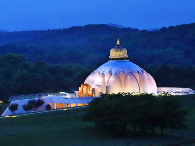 5 Days New Year Meditation Silent Retreat in Virginia, USA