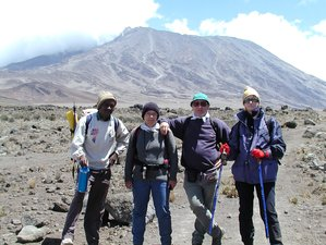 7 Days Climbing Safari in Mount Kilimanjaro, Tanzania