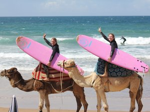 8 Days Tamraght Surf and Yoga Camp in Morocco