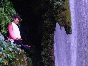 4 Day Refreshing Waterfall Hiking Yoga Retreat in Rishikesh, India