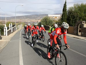 7 Days Advanced Cycling Training Camp in Almeria, Spain