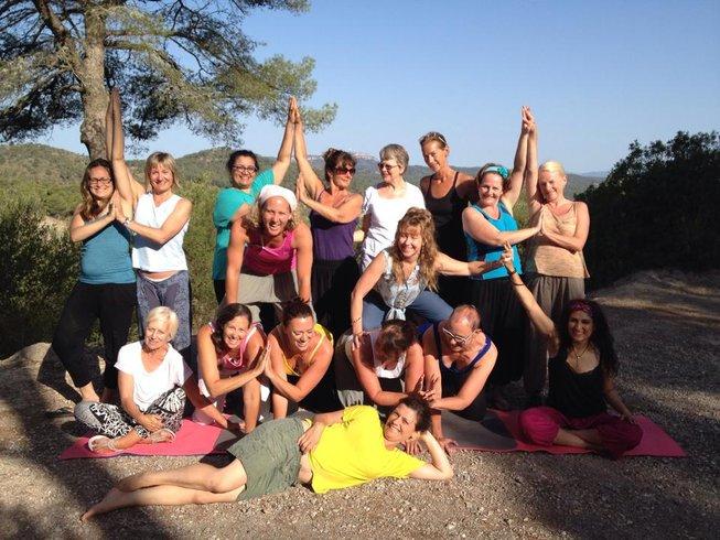 3 días retiro de yoga y meditación de lujo en Reino Unido