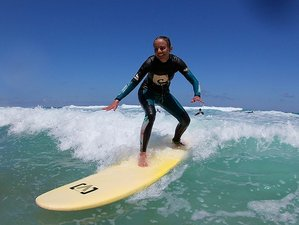 8 Day Mindful Surf and Yoga Holiday, Fuerteventura, Canary Islands