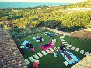 7 Tage Yoga Retreat mit Entdeckungsreise in unser Energiesystem auf Sardinien, Italien