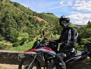 13 Day Coffee Towns and Volcanoes Guided Motorcycle Tour in Colombia