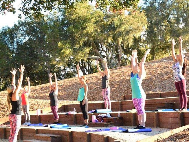 4 days women s yoga wine retreat california for Yoga and wine retreat