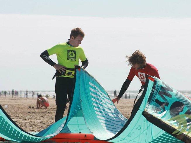 6 Days Bloemendaal Surf Camp Netherlands
