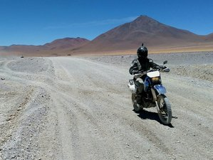 "10 Day ""Motorcycle Diaries"" Guided Tour in Bolivia with Pre-tour Off-road Training"
