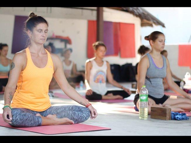 28 Days 200-hour Yoga Teacher Training in Surat Thani, Thailand w/ volunteering