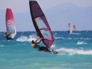 8 Day Introduction to Windfoil and Windsurf Holiday in Rhodes