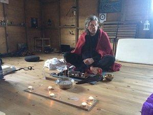 4 Day Individual Therapeutic Spiritual Yoga Retreat in Requena, Valencia