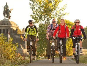 4 Days Bike Tour Along River Moselle in Germany