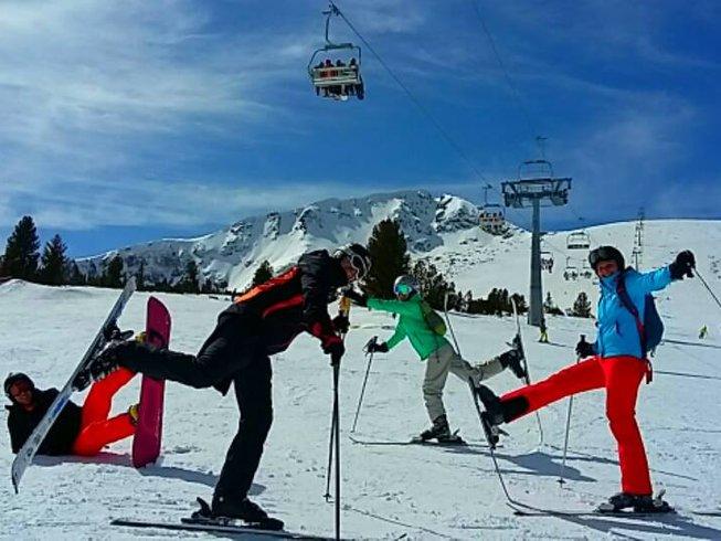 8 Days Ski and Yoga Retreat in Bulgaria