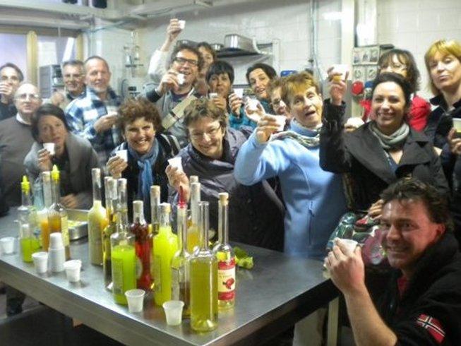 2 Weeks Italian Language, Food, Wine Holiday in Salerno