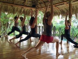 6 días de vacaciones de yoga y fitness en Tamarindo