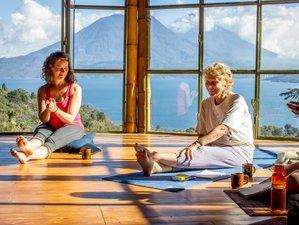 9 Days Sacred Expression Women's Writing & Yoga Retreat, Guatemala