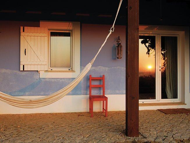 7 jours en formation de professeur Yin yoga 50 heures à Aljezur, Portugal
