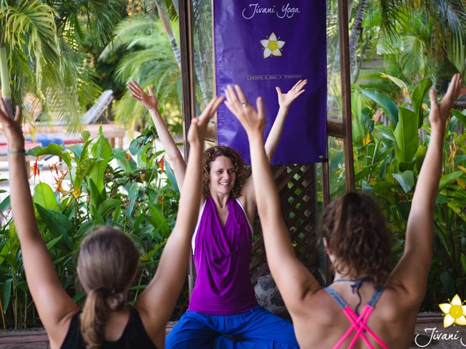 28 Days 200 Hour Yoga Teacher Training in Costa Rica