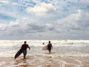 8 Days Summer Surf Holiday in Gironde, France
