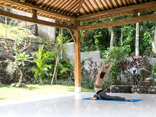 15 Days Relax Pack Meditation and Yoga Retreat in Bali, Indonesia