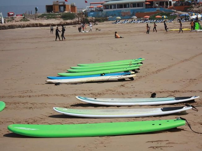 8 Days Surf Camp Morocco