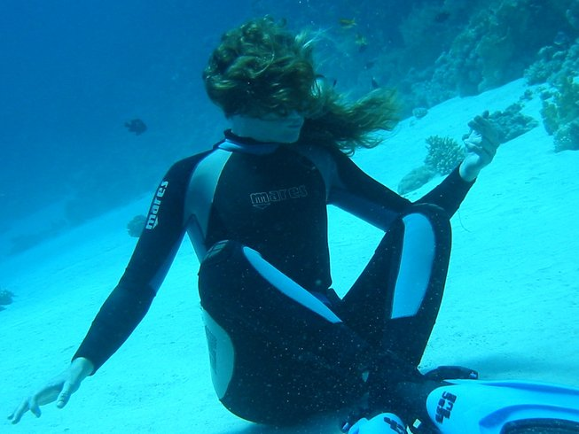 8 Days Yoga and Diving Beginner Course in Dahab