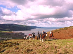 6 Days Incredible Horse Riding Holiday in Exmoor, England, UK