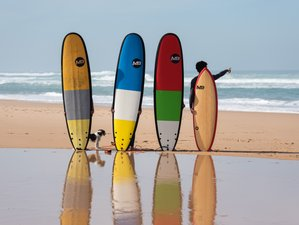 8 Day Amazing Surf Camp in Cascais, Lisbon