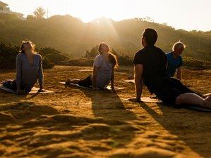 8 Days Surf and Yoga Retreat in Casais de São Lourenço, Portugal